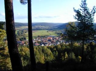 Klettersteig Odenwald : Hainstadt odenwald