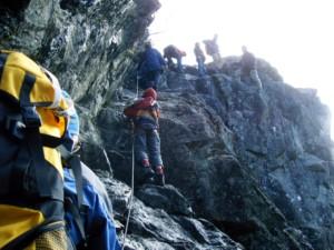 Klettersteig Schwarzwald : Klettersteige deutschland guiders